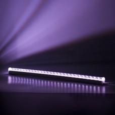 Светильник LED ДПО-10Вт Fito Gauss 3000К 572х25х33 прозрачный, полный спектр