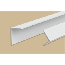 "Угол арочный А20 20х12мм 2,7м ""Идеал"" Белый (100 шт/уп)"