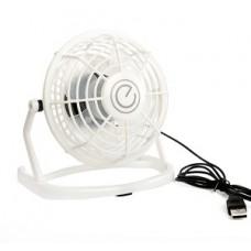 Вентилятор Energy EN-0604, настольный, 2.5 Вт, USB, 14.5х9.8х14.5 см, белый   3311868