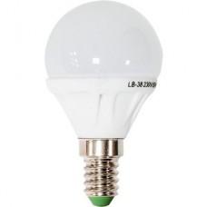 Лампа LED Feron   5w LB-38 4000K E14 9LED