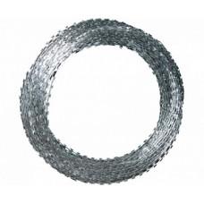 Егоза лента колючая D500/3 L10  (50 вит.,ГОСТ 3282-74)