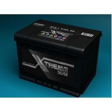 АКБ Xtreme Silver 60 п.п. (д242ш175в190/540)(гарантия 18мес)