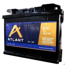 АКБ ATLANT 6СТ-55N (п.п.)