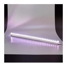 Светильник LED ДПО-15Вт Fito Gauss 3000К 1172х25х33 прозрачный, полный спектр