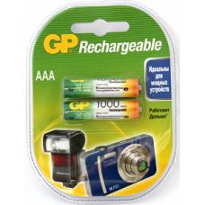 Аккумулятор GP R-3 1000 A НС-2DECRC2  1/2 шт