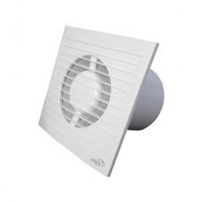 E 100 S C, Вентилятор осевой c антимоскитной сеткой, обратным клапаном D 100