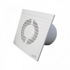 E 125 S C, Вентилятор осевой c антимоскитной сеткой, с обратным клапаном D 125