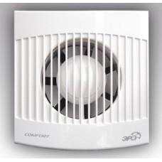 COMFORT 4-01, Вентилятор осевой вытяжной с сетевым кабелем и выключателем D 100