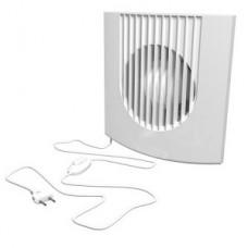 FAVORITE 4-01, Вентилятор осевой вытяжной  с сетевым кабелем и выключателем D 100