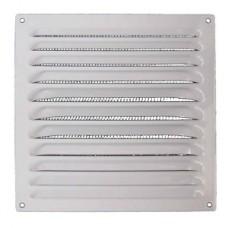 1515МЭ, Решетка вентиляционная вытяжная стальная с покрытием полимерной эмалью 150х150