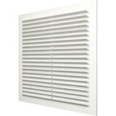 1122С, Решетка вентиляционная вытяжная АБС 217х113, бел.