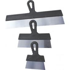 8051-25-250FC Шпатель, 250мм, нержавеющая сталь, пластиковая рукоятка, СОЮЗ
