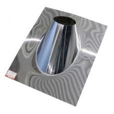 Крышная разделка угловая Ф120 (430/0,5 мм)