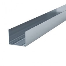 Профиль перегородочный направляющий ПН 75х40х3м 0,40 PRIMET