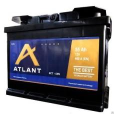 АКБ ATLANT каз  6СТ-55 VL АПЗ (о.п.) (д242ш175в190/460)( гарантия 12мес)