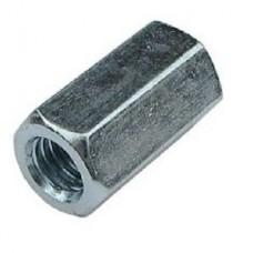Гайка соединительная М10 штрихкод фас (4 шт)