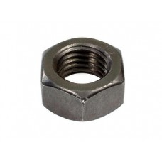 Гайка шестигранная М18 штрихкод фас (2 шт)