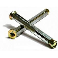 Металлический рамный дюбель  10 х 72  штрихкод фас (6)