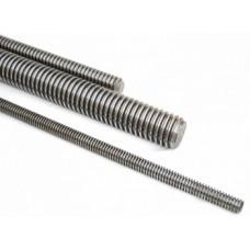 Шпилька резьбовая  5х1000 штрихкод (1)