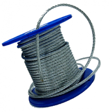 Трос DIN 3055  1 мм пром (500)