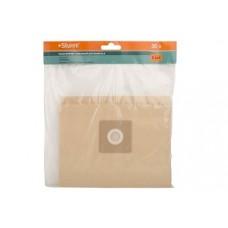VC7203-885 Бумажные пакеты для пылесосов 30л STURM!, 5шт/уп