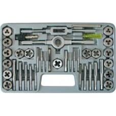 Лерки-метчики, легированная сталь Профи, 40 шт. 70807
