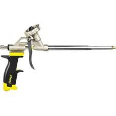 Пистолет для монтажной пены, Профи, тефлоновое покрытие 14268