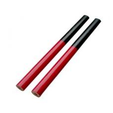 Карандаши строительные, 180 мм, 2-х цветные, 2шт. в блистере 4329
