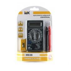 IEK Мультиметр цифровой Universal M838
