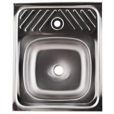 Мойка кухонная стальная 50 х60 BETANOX Толщина стали- 0.4 Глубина чаши - 135мм