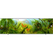 168 Экран п/в ПРЕМИУМ Арт (№32) Разноцветные водоросли