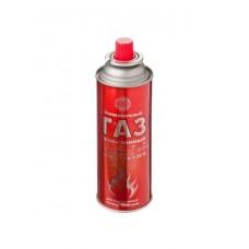 Газ для портативных приборов горелок плит балончик 220гр Сибиар Корея (28шт)