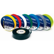 Изолента SafeLine 19мм*20м зеленая