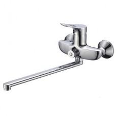 SL120-006E Смеситель для ванны с длинным Изливом