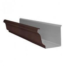 Желоб водосточный 120*86*3м(RAL 8017 коричневый)