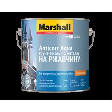 Marshall Anticorr Aqua грунт-эмаль по металлу на ржавчину на водной основе BC ( 0,5л)