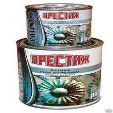 Эмаль декоративная Патина АЛЮМИНИЙ 0,2 л Престиж