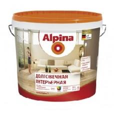 Alpina Краска Долговечная интерьерная База 1,  1,1 л