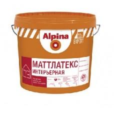 Alpina Краска Маттлатекс EXPERT 10л