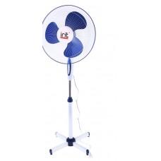 Вентилятор Irit IRV-002, напольный, 40 Вт, 3 режима, белый   834884