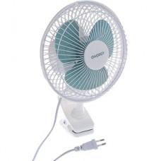 Вентилятор Energy EN-0602, настольный прищепка, 15 Вт, 2 скорости   3531009