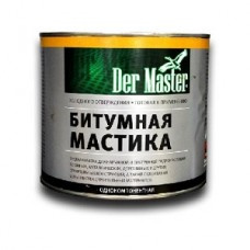 Мастика Битумная ДерМастер 1,8кг