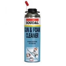 СОУДАЛ Очиститель полиуретановой пены PU  FOAM Cleaner 12*500 мл  122716