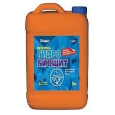 Оптимист Пропитка Гидро-биощит для наружных и внутренних работ   5 л