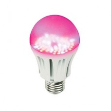 Лампа LED 9Вт А60 Е27 для растений