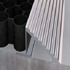 Алюминиевый профиль для грязезащитных покрытий, 15х37 мм (КП2801) 3м