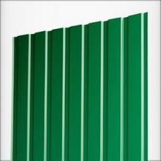 Профнастил  1200x2000 С8А 0,4 RAL6005 зеленый