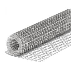Сварная сетка 25х50х1,4оц. h – 1,0