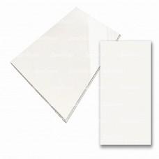 Декостар панель ПВХ Альянс 3х0,375х0,007 (Белый глянец)