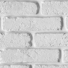 """Декостар панель """"Элеганс"""" ПВХ 3х0,25х0,007 (10) (Кирпич белый -347)"""